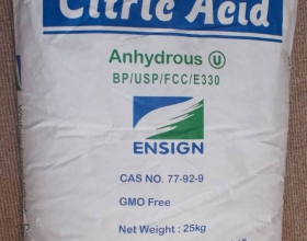 CITRIC ACID - C6H8O7