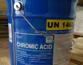CHROMIC ACID - CrO3