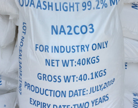 SODA ASH LIGHT 99.2% MIN